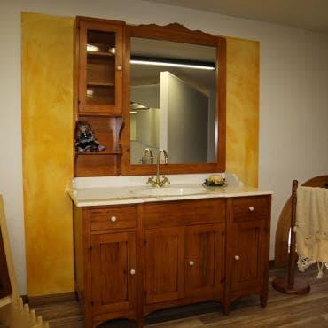 Bagno classico in legno - 4