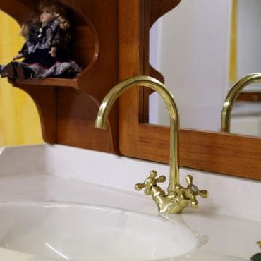 Bagno classico in legno - 5